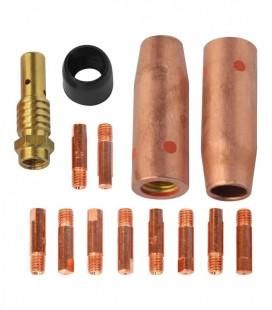 Kit da Tocha MIG-MAG TME/SBME 105 Completo com 14 Peças