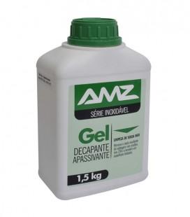 Gel Decapante e Passivante para Aço Inox Amazônia 1,5 kg
