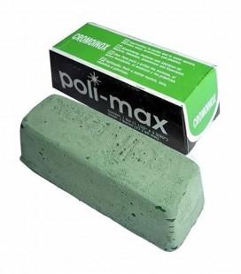 Barrinha Massa de Polimento Cromoinox V Verde 100g
