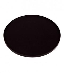 Lente Redonda Escura N° 6 para Óculos de Solda 50 mm