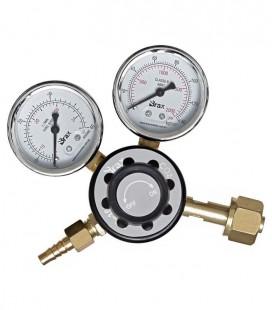 Regulador de Pressão Dióxido De Carbono (CO2) RC-150 Brax