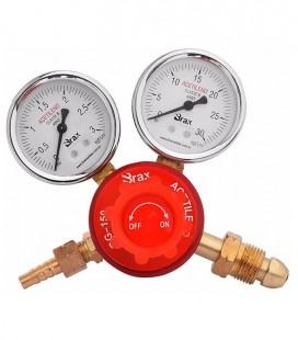 Regulador de Pressão Acetileno RG-150 Brax