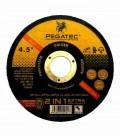 Disco de Corte Pegatec A 46 Extra 115x1,0x22,23