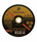 Disco de Corte Inox Pegatec A 46 Extra 180x1,6x22,23