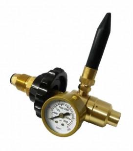 Regulador de Pressão para Gás Hélio para Encher Balões/Bexigas
