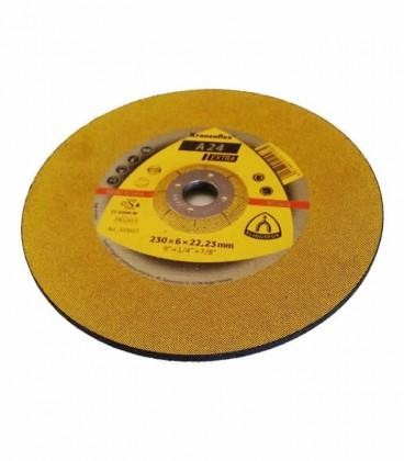 Disco de Desbaste Kronenflex A 24 Extra 230x6x22,23 Klingspor