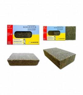 Sabonete Abrasivo Elástico SFK 655 80x50x20mm Grão 60 Klingspor