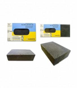 Sabonete Abrasivo Elástico Limpeza e Remoção Ferrugem Grelhas e Churrasqueiras SFK 655 80x50x20mm Grão 240 Klingspor