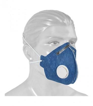 Respirador Facial PFF1 Com Válvula Proteplus