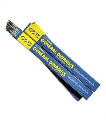 Eletrodo 3,25mm 6013 GD13 (Embalagem com 5KG) GENERAL DINAMICS