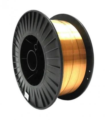 Arame MIG/MAG Aço Carbono ER70S-6 Capa-a-Capa 15 Kg