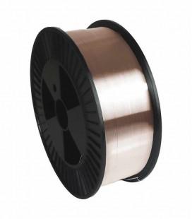 Arame MIG Alumínio ER-4043 AWS A5.10 1,00mm Rolo com 6 kg - GD