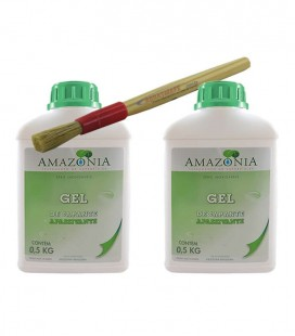 Kit 2 Gel Decapante Para Inox + Pincel