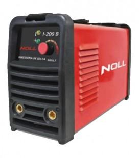 Inversora de Solda Profissional 200B NOLL (200Amp - 127/220V - 60HZ)